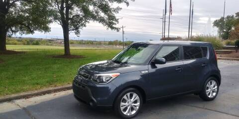 2015 Kia Soul for sale at Eddies Auto Sales in Jeffersonville IN