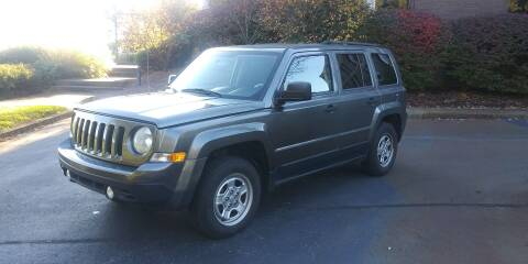 2013 Jeep Patriot for sale at Eddies Auto Sales in Jeffersonville IN