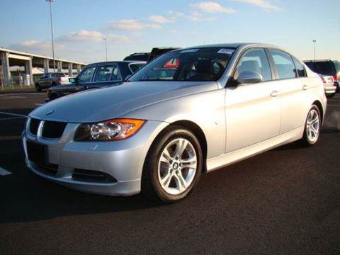 2008 BMW 3 Series for sale at SILVER ARROW AUTO SALES CORPORATION in Newark NJ
