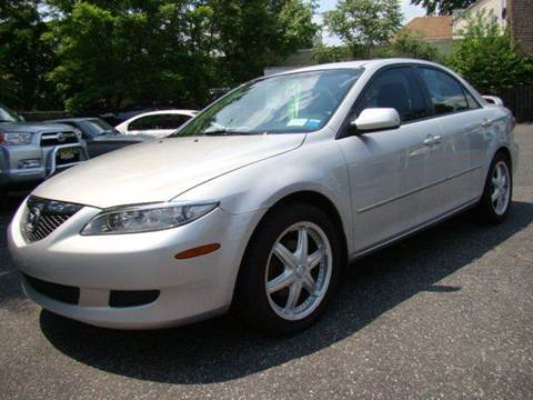 2004 Mazda MAZDA6 for sale at SILVER ARROW AUTO SALES CORPORATION in Newark NJ