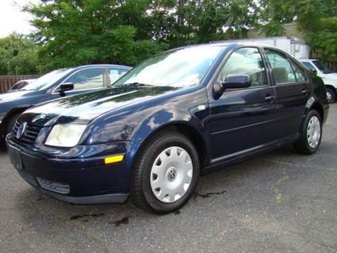 2000 Volkswagen Jetta for sale at SILVER ARROW AUTO SALES CORPORATION in Newark NJ