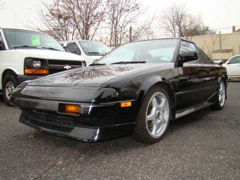 1989 Toyota MR2 for sale at SILVER ARROW AUTO SALES CORPORATION in Newark NJ