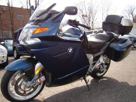 2008 BMW K1200GT for sale at SILVER ARROW AUTO SALES CORPORATION in Newark NJ
