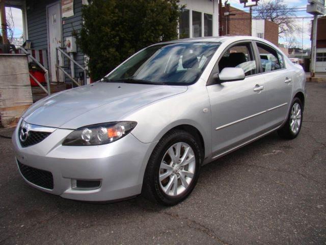 2007 Mazda MAZDA3 for sale at SILVER ARROW AUTO SALES CORPORATION in Newark NJ