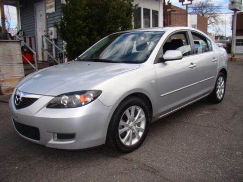 2007 Mazda MAZDA3 for sale at SILVER ARROW AUTO SALES CORPORATION in Newark NJ