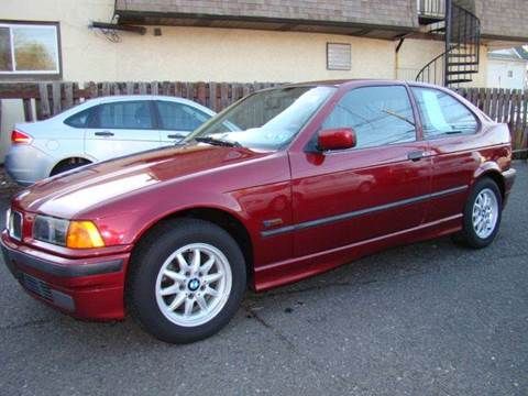 1996 BMW 3 Series for sale at SILVER ARROW AUTO SALES CORPORATION in Newark NJ