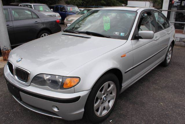 2002 BMW 3 Series for sale at SILVER ARROW AUTO SALES CORPORATION in Newark NJ