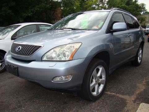 2004 Lexus RX 330 for sale at SILVER ARROW AUTO SALES CORPORATION in Newark NJ