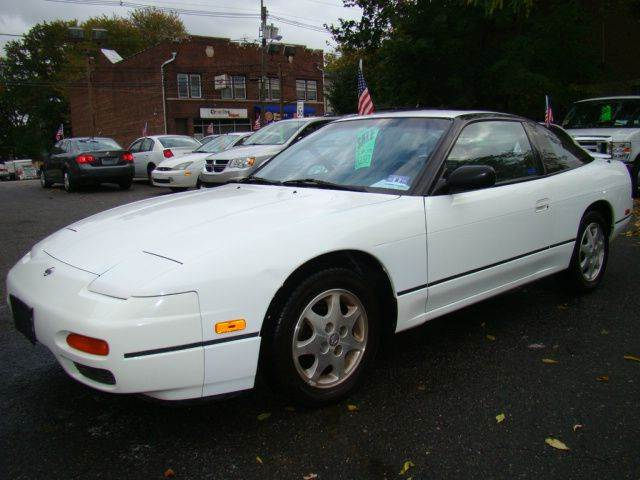 1991 Nissan 240SX for sale at SILVER ARROW AUTO SALES CORPORATION in Newark NJ
