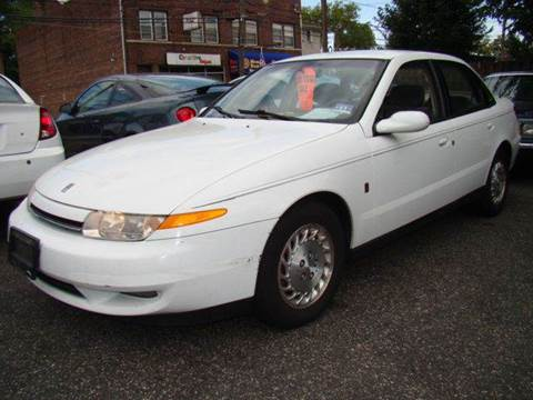 2000 Saturn L-Series for sale at SILVER ARROW AUTO SALES CORPORATION in Newark NJ