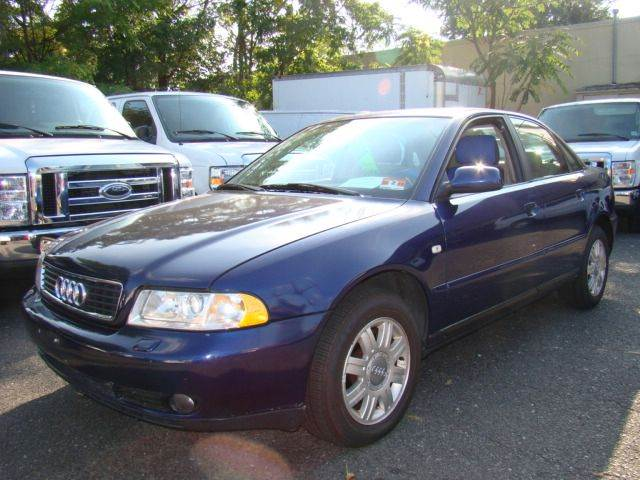 2000 Audi A4 for sale at SILVER ARROW AUTO SALES CORPORATION in Newark NJ