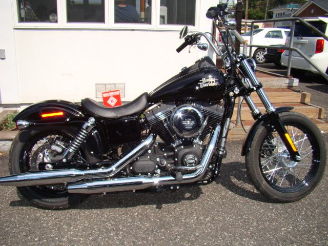 2014 Harley Street Bob