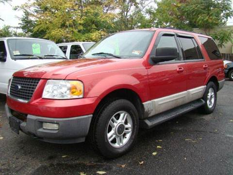 2003 Ford Expedition for sale at SILVER ARROW AUTO SALES CORPORATION in Newark NJ