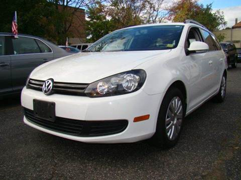 2011 Volkswagen Jetta for sale at SILVER ARROW AUTO SALES CORPORATION in Newark NJ