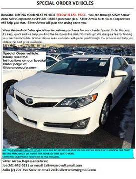 2014 Toyota Camry for sale in Newark, NJ