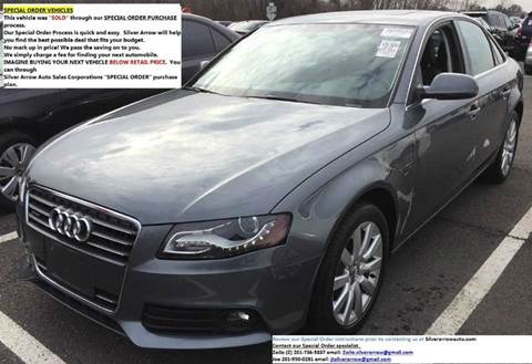 2012 Audi A4 for sale in Newark NJ
