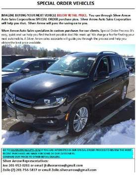 2012 Volkswagen Tiguan for sale in Newark, NJ
