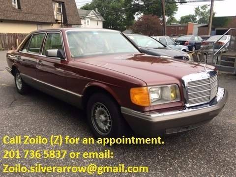 1983 Mercedes-Benz 380-Class for sale in Newark NJ