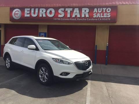 2013 Mazda CX-9 for sale in Rancho Cordova, CA