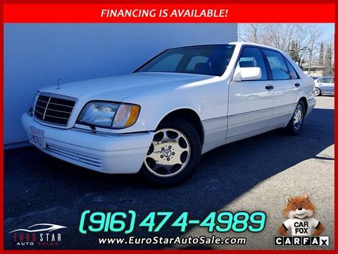 1995 Mercedes-Benz S-Class for sale in Rancho Cordova, CA
