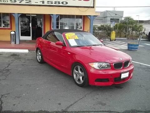 2008 BMW 1 Series for sale at Atayas Motors INC #1 in Sacramento CA