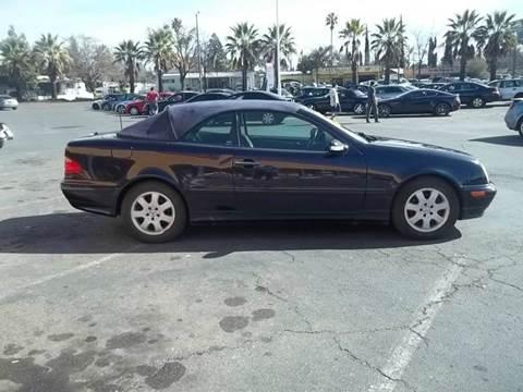 2003 Mercedes-Benz CLK for sale at Atayas Motors INC #1 in Sacramento CA