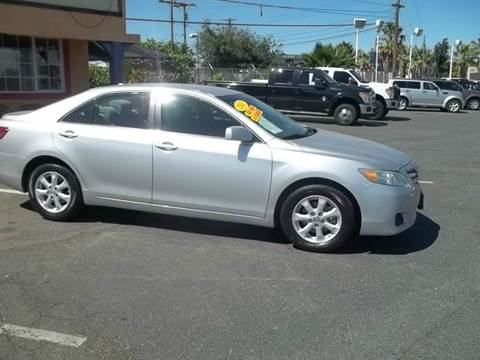 2011 Toyota Camry for sale at Atayas Motors INC #1 in Sacramento CA