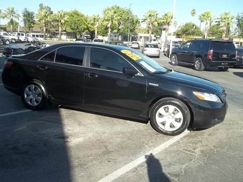 2009 Toyota Camry Hybrid for sale at Atayas Motors INC #1 in Sacramento CA