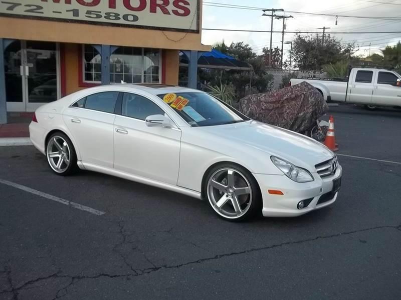 2009 Mercedes-Benz CLS for sale at Atayas Motors INC #1 in Sacramento CA