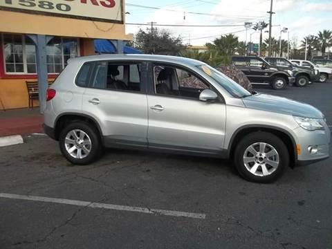 2009 Volkswagen Tiguan for sale at Atayas Motors INC #1 in Sacramento CA