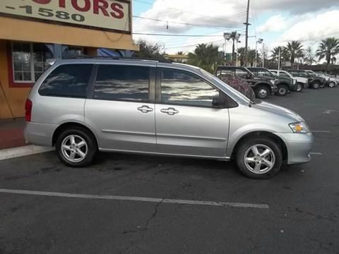 2003 Mazda MPV for sale at Atayas Motors INC #1 in Sacramento CA