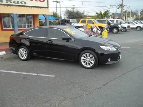 2013 Lexus ES 300h for sale at Atayas Motors INC #1 in Sacramento CA