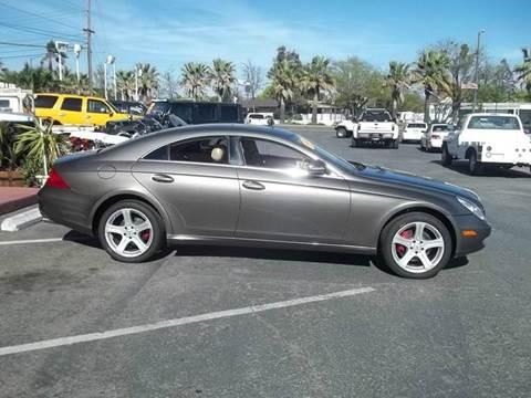 2006 Mercedes-Benz CLS for sale at Atayas Motors INC #1 in Sacramento CA