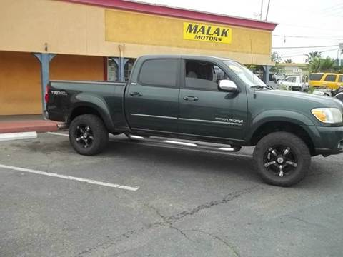 2006 Toyota Tundra for sale at Atayas Motors INC #1 in Sacramento CA