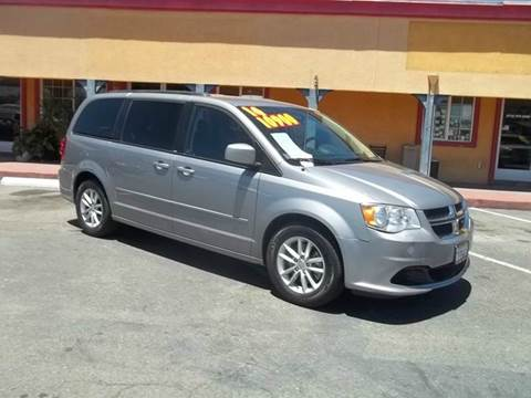 2014 Dodge Grand Caravan for sale at Atayas Motors INC #1 in Sacramento CA