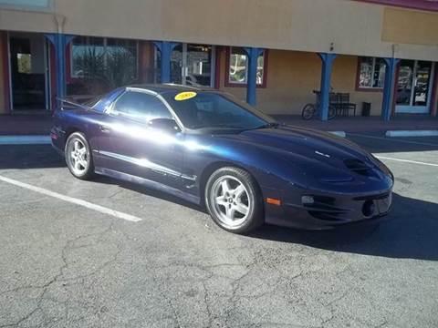 2002 Pontiac Firebird for sale at Atayas Motors INC #1 in Sacramento CA