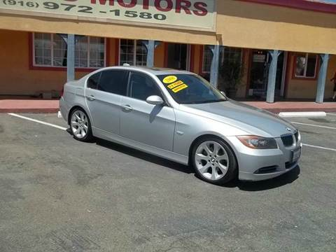 2006 BMW 3 Series for sale at Atayas Motors INC #1 in Sacramento CA