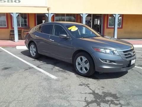 2011 Honda Accord Crosstour for sale at Atayas Motors INC #1 in Sacramento CA