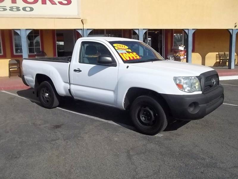 2011 Toyota Tacoma for sale at Atayas Motors INC #1 in Sacramento CA