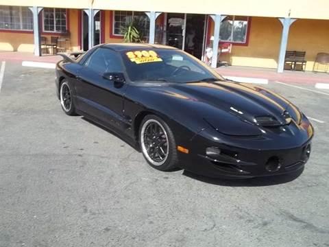 2000 Pontiac Firebird for sale at Atayas Motors INC #1 in Sacramento CA