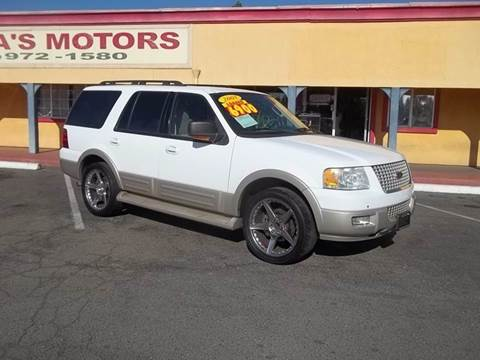 2005 Ford Expedition for sale at Atayas Motors INC #1 in Sacramento CA