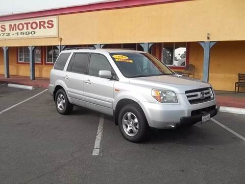 2008 Honda Pilot for sale at Atayas Motors INC #1 in Sacramento CA
