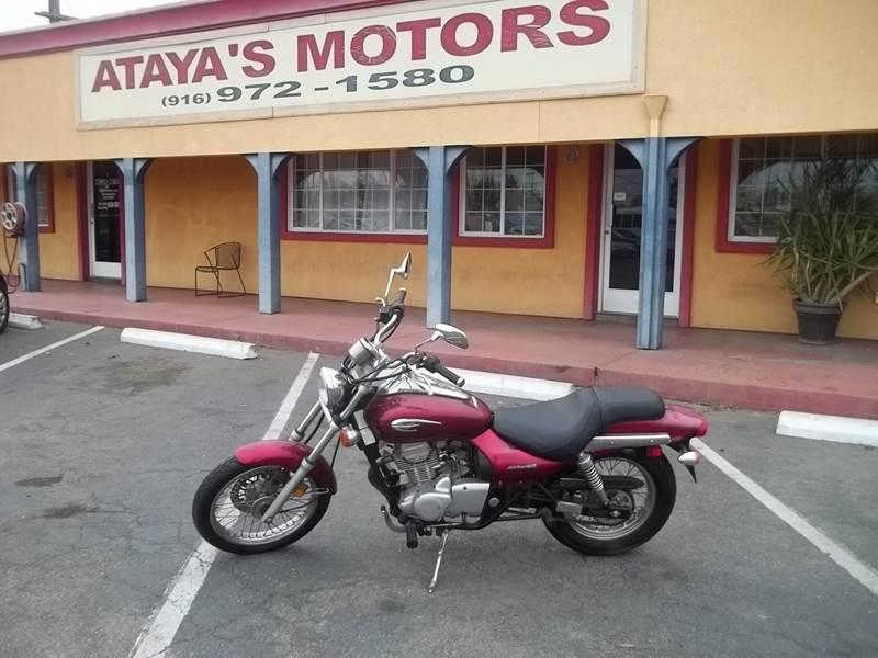 2001 Kawasaki Eliminator In Sacramento CA - Atayas Motors INC #1