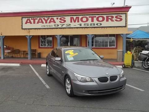 2006 BMW 7 Series for sale at Atayas Motors INC #1 in Sacramento CA