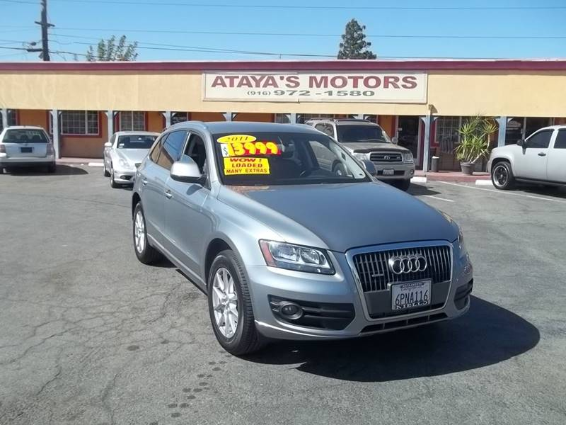 Audi Q AWD T Quattro Premium Dr SUV In Sacramento CA - Audi sacramento