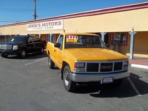 1990 GMC Sierra 2500 for sale in Sacramento, CA