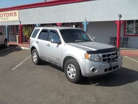 2008 Ford Escape for sale at Atayas Motors INC #1 in Sacramento CA