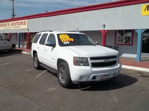 2008 Chevrolet Tahoe for sale in Sacramento, CA