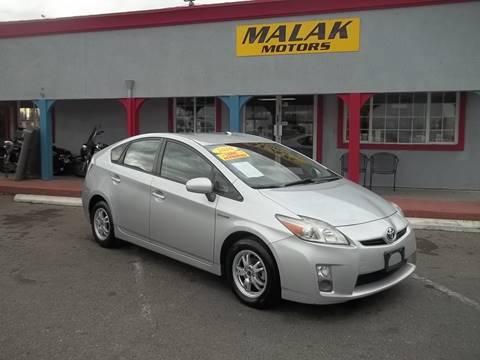 2010 Toyota Prius for sale at Atayas Motors INC #1 in Sacramento CA