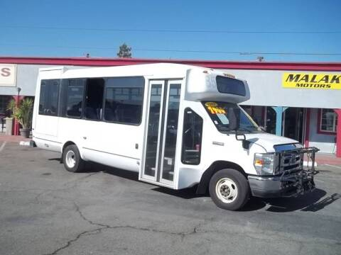 2010 Ford E-Series Chassis for sale at Atayas Motors INC #1 in Sacramento CA